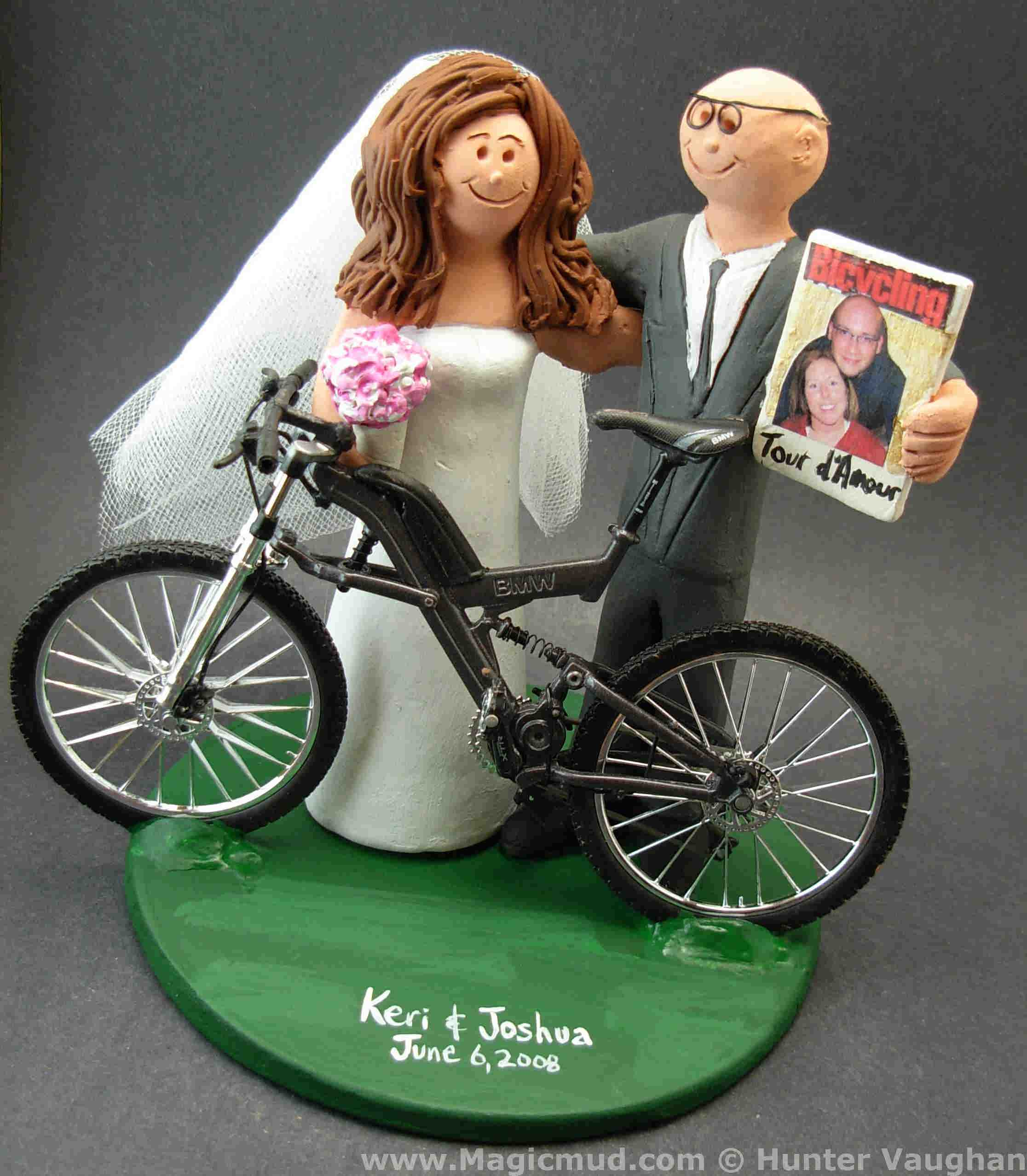 marine cake toppers for wedding cakes