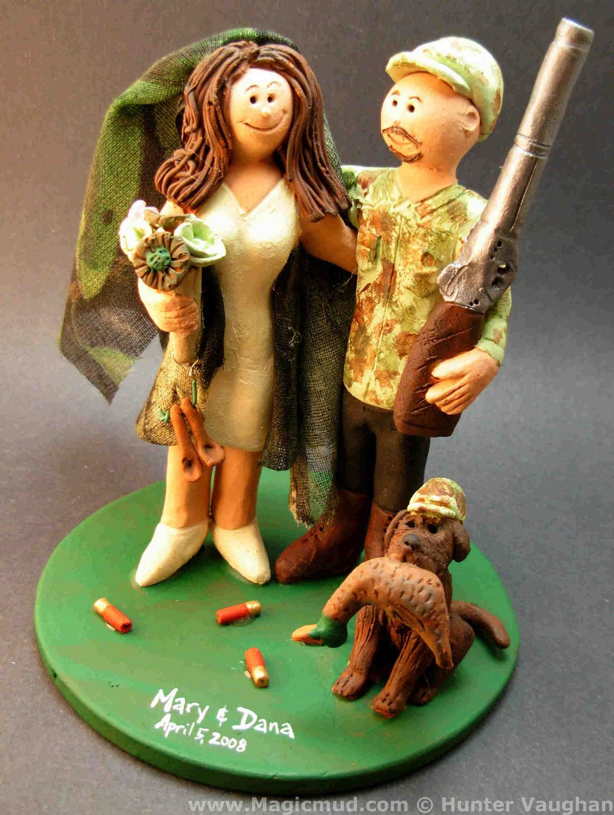 custom wedding cake toppers Wedding Cake Topper of the