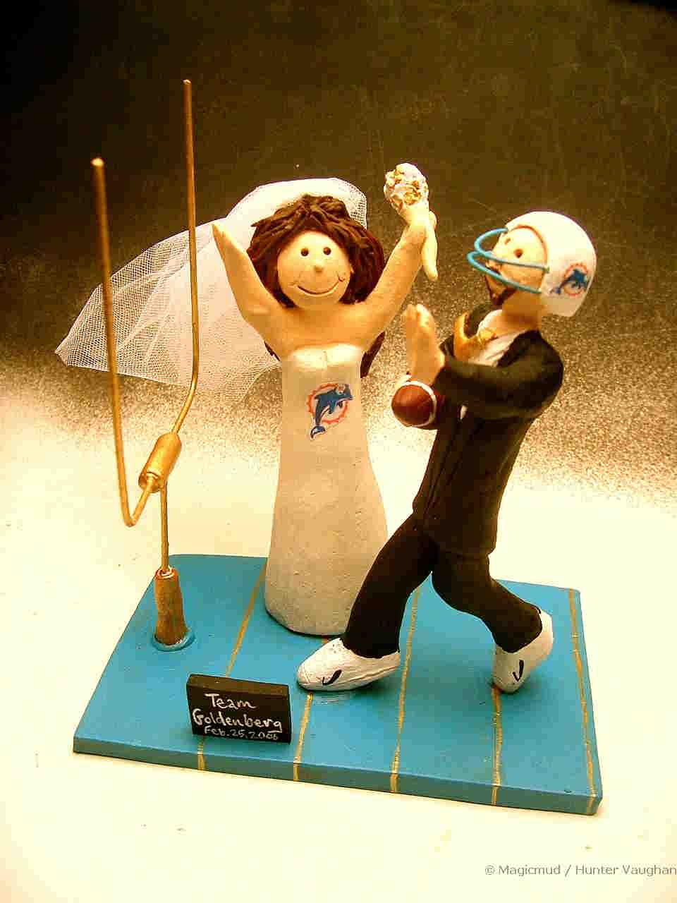Wedding Cake Topper American Football - 5000+ Simple Wedding Cakes