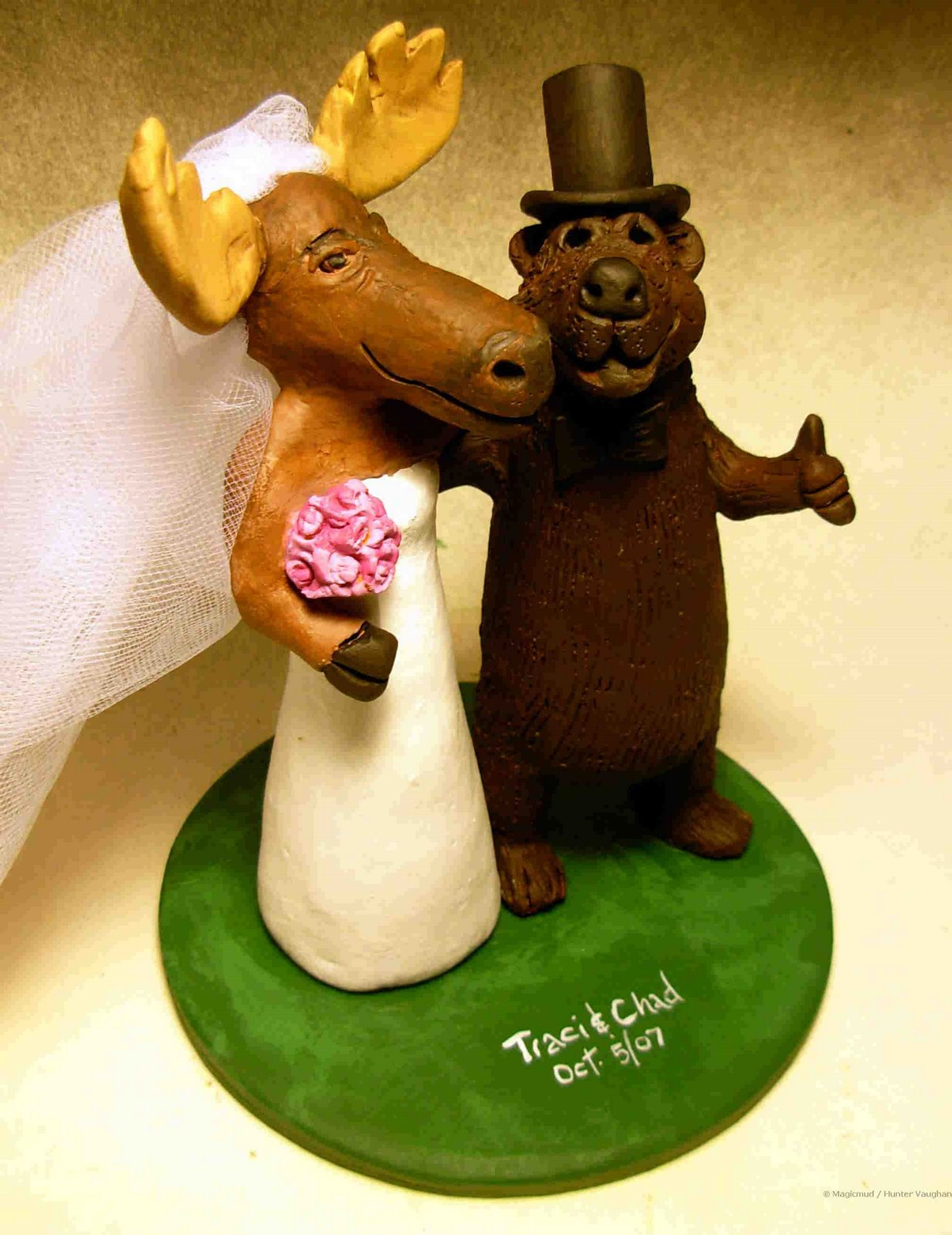 video game wedding cake toppers